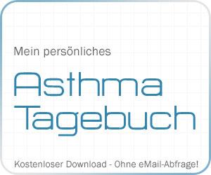 Mein persönliches Asthma-Tagebuch