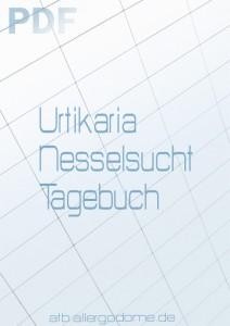 Urtikaria-Nesselsucht-Tagebuch