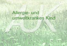 Allergie- und umweltkrankes Kind